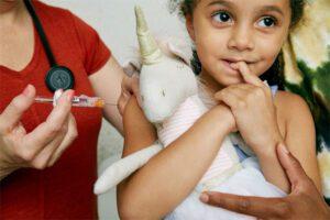 Feto humano: el ADN humano en las vacunas causa autismo 0