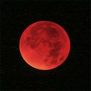 Que dice el Apocalipsis de la Biblia: misteriosa niebla roja en el espacio