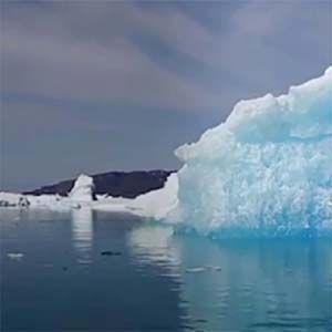 Los puntos calientes de la Antártida están derritiendo el hielo desde abajo