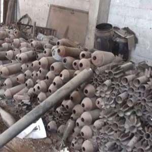 Estados Unidos es el poseedor del mayor arsenal de armas químicas