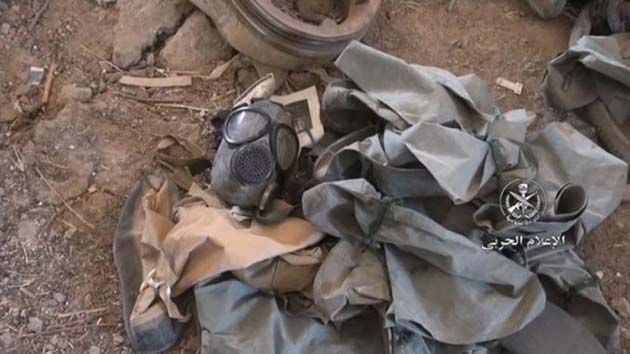 north korea syria chemical weapons.