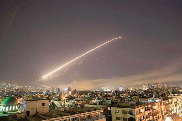 Syrian airlines, guerra na siria 2018, siria 2018.
