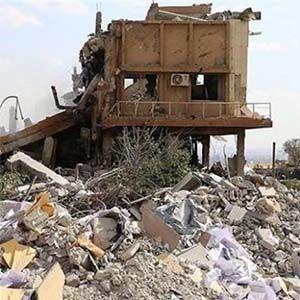 El bombardeo aéreo se dirigió deliberadamente contra instituto de investigación