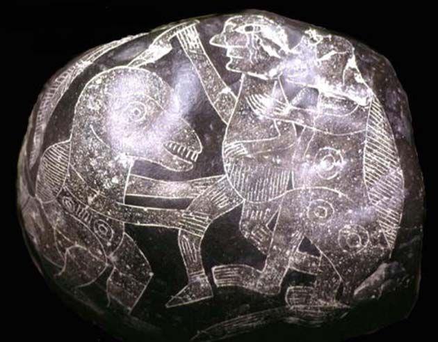 la civilización azteca.