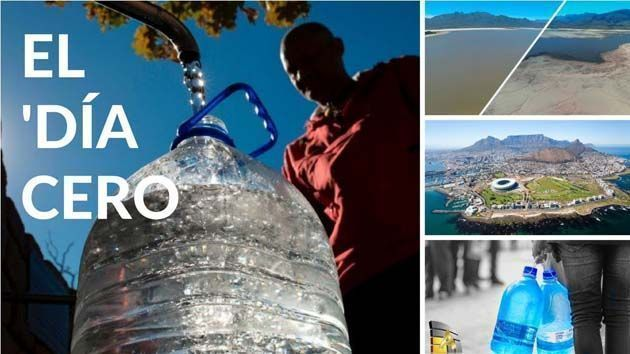 Falta de agua, tratamiento de aguas industriales, tratamiento de aguas duras.
