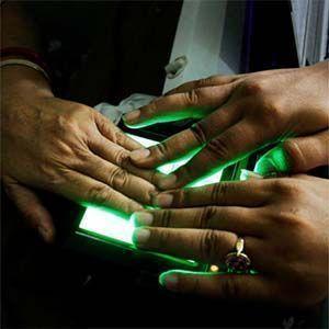 India tiene el sistema de identificación biométrico más grande del mundo