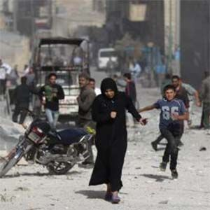 Siria: el ataque químico organizado por rebeldes apoyados por EE.UU