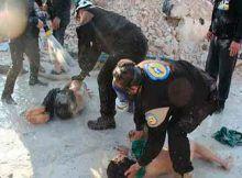 ataque químico siria.