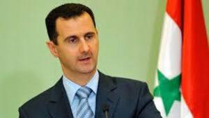 Presidente sirio: derrocar al presidente Bashar al Assad 0