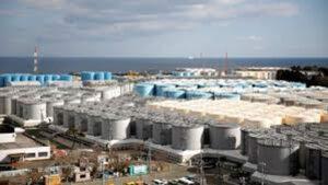 Material radiactivo: 770.000 toneladas de tritio radiactivo