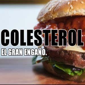 Dieta anticolesterol: el colesterol no es malo, es un agente curativo