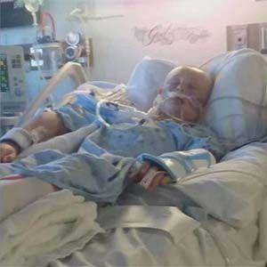 Sus constantes vitales se dispararon, por lo que cancelaron donar los órganos