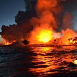 Hawái: se detectaron altos niveles de dióxido de azufre cerca del volcán