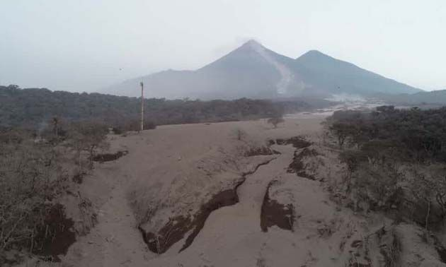 terremoto en guatemala.