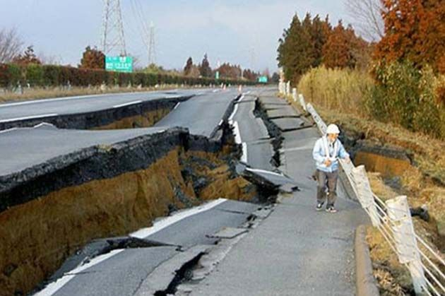 Ultimos dias segun la Biblia, terremoto hoy.