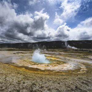 Lo que pasa en Yellowstone es una reacción secundaria al Anillo de Fuego