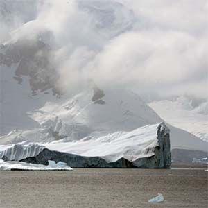 Antártida: los científicos midieron el récord de -97,7 grados