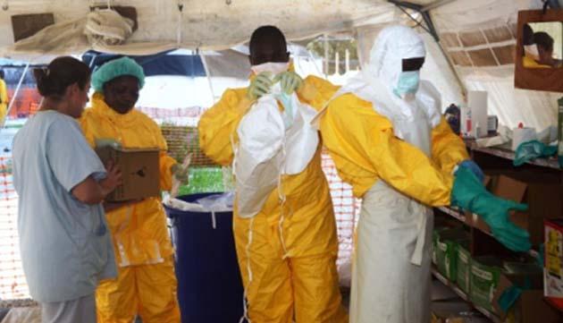 Ébola en Liberia: 0 CDC dirigió laboratorio de investigación