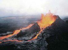 anillo observable luego de erupciones volcanicas.