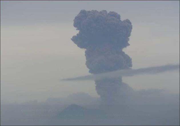 imagenes de erupciones volcanicas.