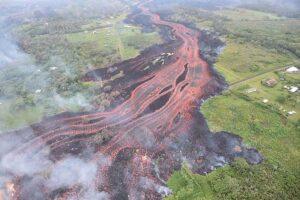 Isla de Hawai: no pueden detener los ríos de lava  0