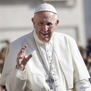 Reptiliano: el Papa Francisco se sumerge en aguas teológicas profundas