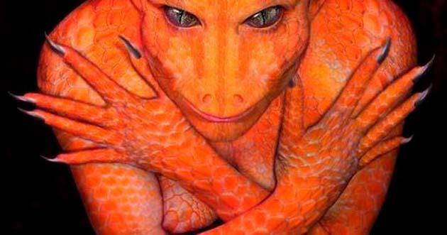 Reptiliano: 0 Francisco menciona al diablo en público