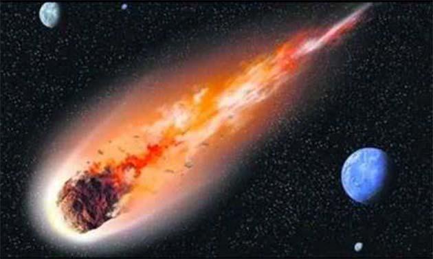 Cometa: 1 Ferrada se refirió a Nibiru como un planeta cometa