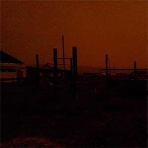 Repentina oscuridad en Siberia, a pesar de que deberían tener luz las 24 horas