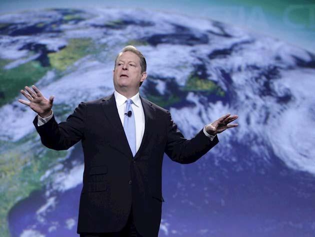 Teoría del cambio climático: 1 negocio calentamiento global