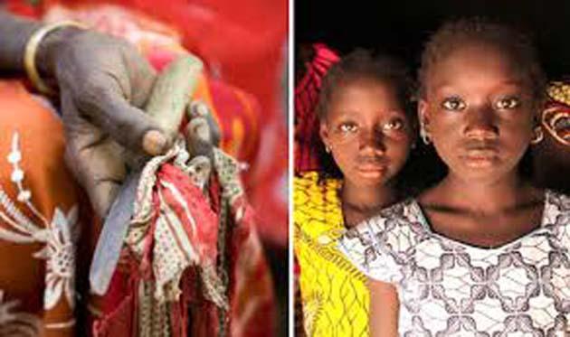 Videos de mujeres: 1 mutilación genital femenina ilegal