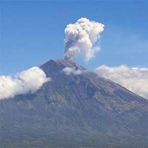 Erupciones volcánicas actuales se están manifestando en todo el mundo