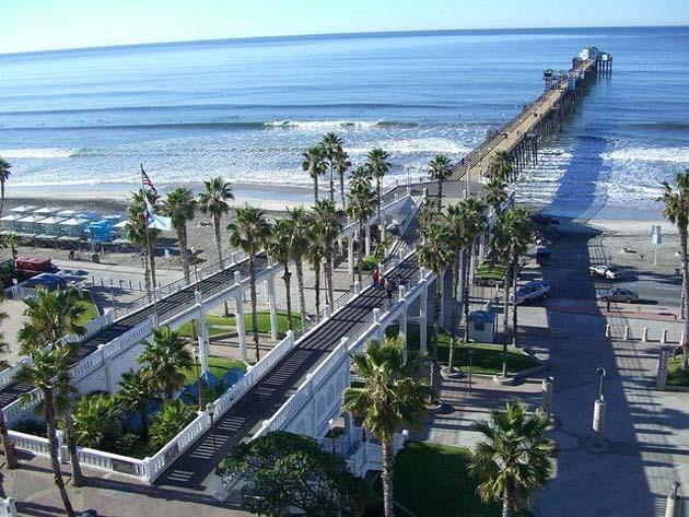 San Diego: 1 el olor en Oceanside viene del océano