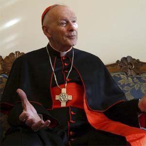 El Pope Francis derogó las sanciones impuestas a McCarrick