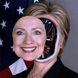 Se especula que existe un ejército de clones o robots Hillary Clinton