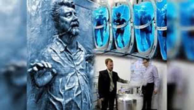 Congelar a una persona: sus cerebros congelados por $100.000