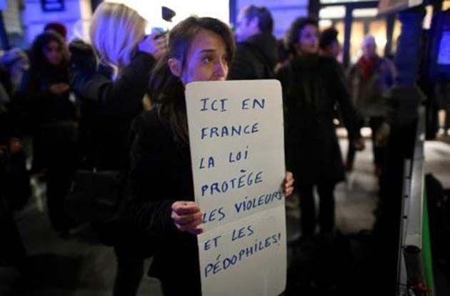 Lugares para visitar en Francia: tener una edad de consentimiento