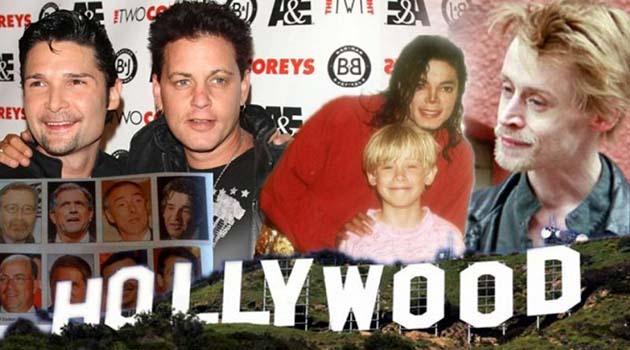 Hollywood: 1 algunas élites de Hollywood han sido acusadas
