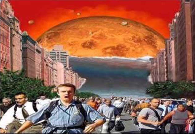 Fin del mundo: la llegada del planeta Nibiru febrero 2021