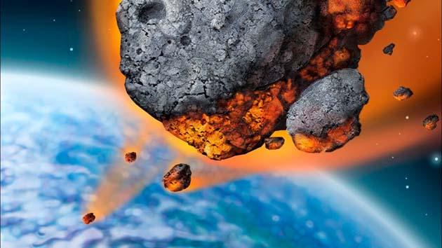 Thule: un meteoro de 244 metros, casi destruye la base