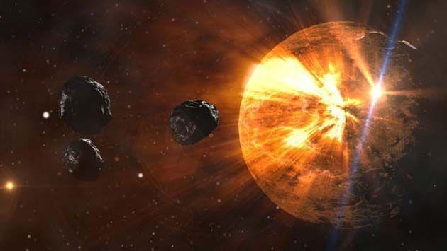 Cataclismo de Nibiru, planeta x nibiru 2013