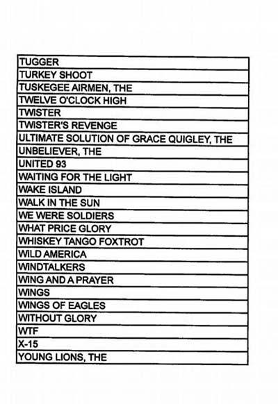 peliculas10 - Estas 800 películas de Hollywood fueron secretamente escritas por el Pentágono