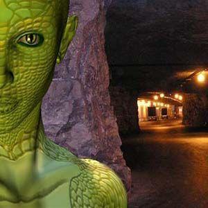 Reptilianos bajo tierra: historias de lagartos y serpientes como bípedos