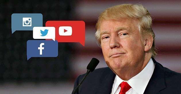 Marketing digital: Trump lucha contra la censura en las redes
