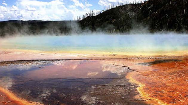 Parque Yellowstone: 1 se han recibido informes alarmantes