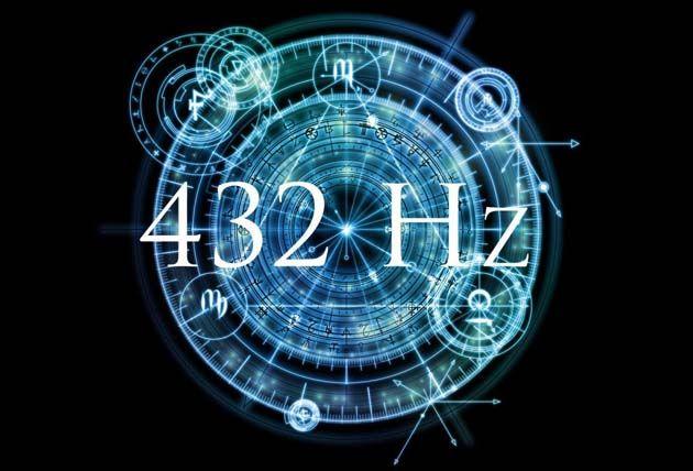 Afinador guitarra: más personas están experimentando con LA 432 Hz