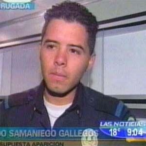 La ciudad de Monterrey entró en pánico por Entidad Humanoide Voladora
