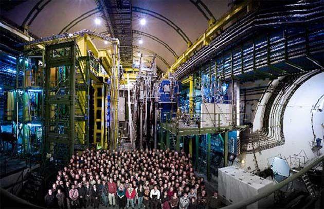Diccionario biblico: 9 de mayo de 2017 CERN puso acelerador en marcha