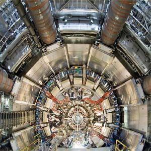 Las particulas elementales: se puso en marcha en el CERN