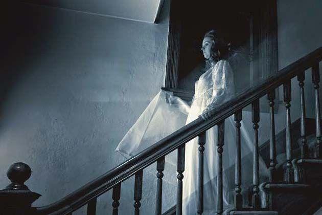 Camaras de vigilancia: Durante siglos la gente ha presenciado Fantasmas